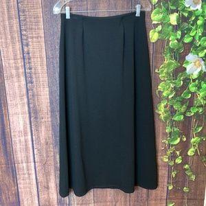 Eileen Fisher : Wool blend midi skirts- PM
